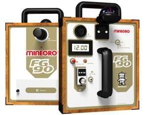mineoro fg 90 μοριακός ανιχνευτής αποστάσεως