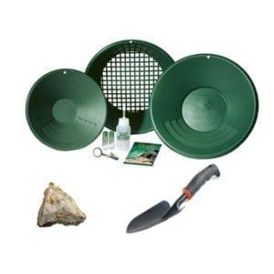 garrett gold pan kit πιάτα για φυσικό χρυσό