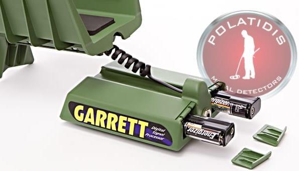 garrett gti2500 pro package μπαταρίες