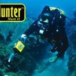 garrett seahunter mark 2 υποβρύχιος ανιχνευτής μετάλλων
