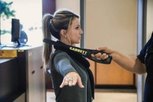 garrett super wand σωματικός έλεγχος