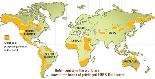 nokta fors gold ανιχνευτής μετάλλων