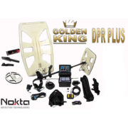 ανιχνευτής μετάλλων nokta golden king dpr plus