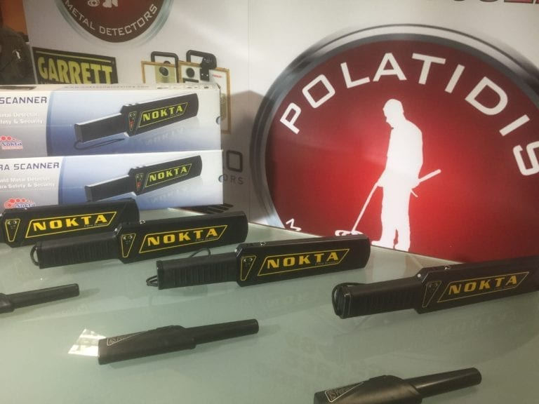 nokta ultra scanner ανιχνευτής μετάλλων ασφαλείας