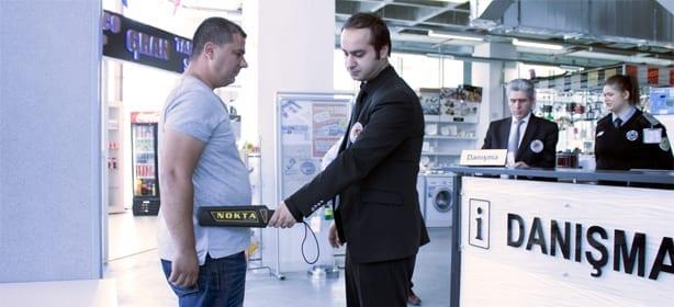 nokta ultra scanner security metal detector