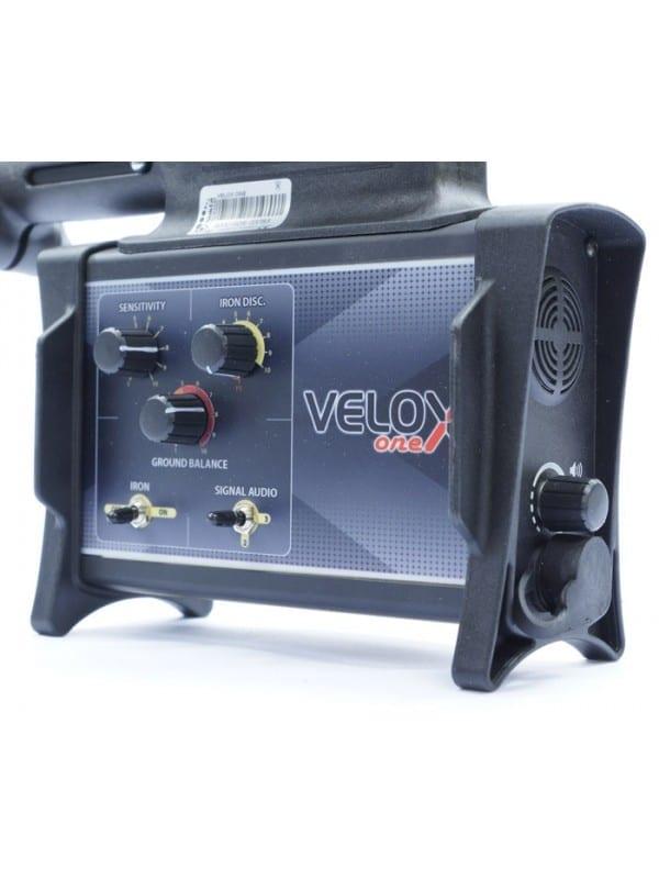 nokta velox one κουτί ελέγχου