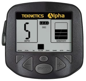teknetics a 2000 ανιχνευτής μετάλλων