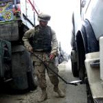 έλεγχος οχημάτων από το στρατό