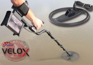 nokta velox one αδιάβροχος ανιχνευτής μετάλλων