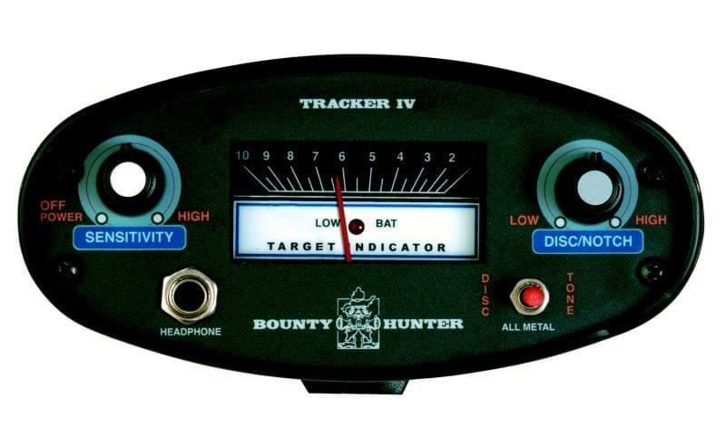 bounty hunter tracker iv ανιχνευτής μετάλλων
