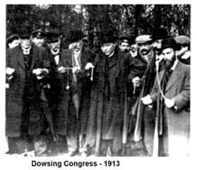 κογκρέσο ραβδοσκόπων