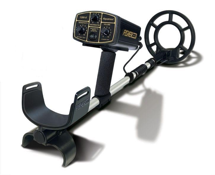 fisher 1280x υποβρύχιος ανιχνευτής μετάλλων