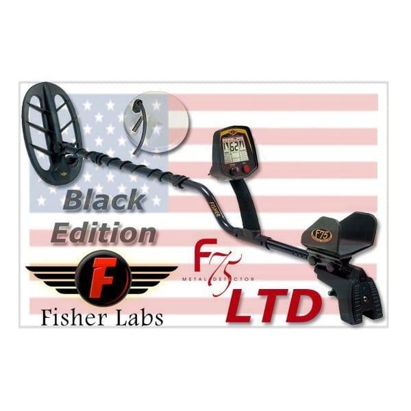fisher f75 ltd ανιχνευτής μετάλλων