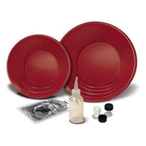 fisher gold prospecting kit