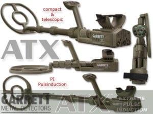 ανιχνευτής μετάλλων garrett ATX