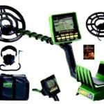 garrett gti 2500 pro package ανιχνευτής μετάλλων