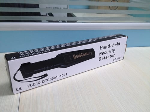 gc 1001 ανιχνευτής μετάλλων ασφαλείας