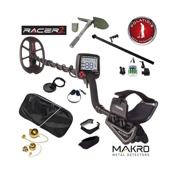 makro racer 2 metal detector
