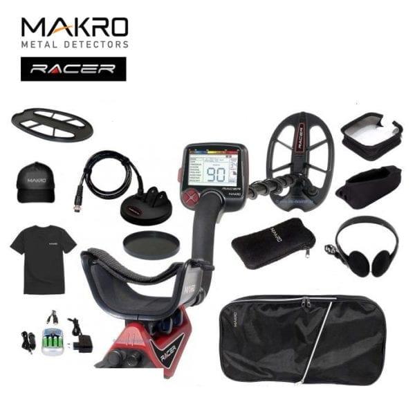 makro racer ανιχνευτής μετάλλων