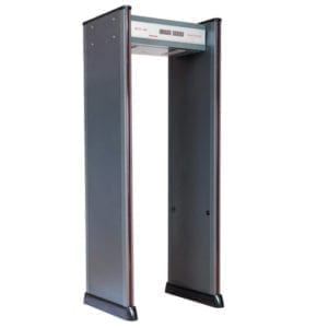 mcd 300 walkthrough metal detector