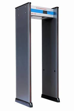 mcd 600 μαγνητική πύλη ανίχνευσης μετάλλων