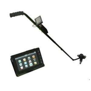 mcd v3d inspection camera with dvr