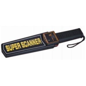 md 3003b1 super scanner security metal detector