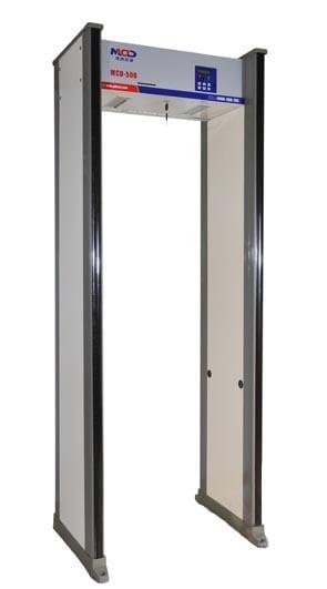mcd 500a μαγνητική πύλη ανίχνευσης μετάλλων