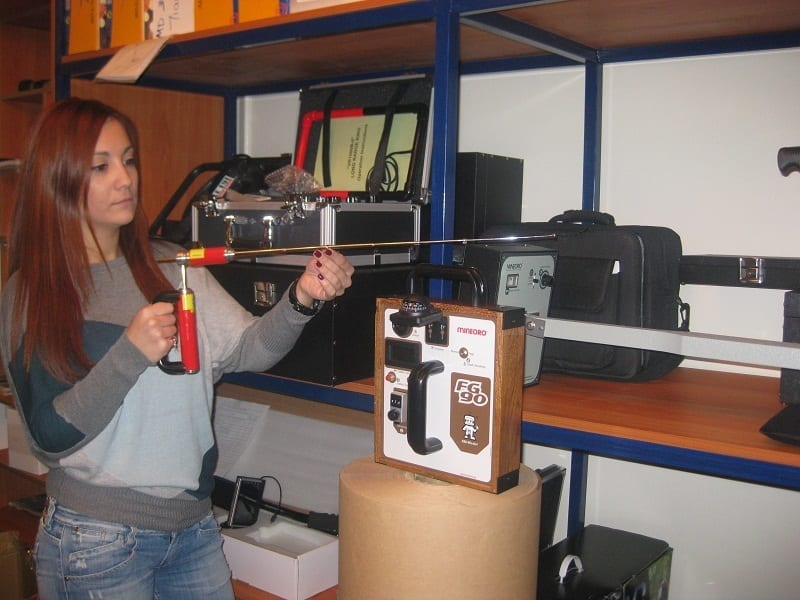mineoro dias 2005 αποστατικός ανιχνευτής