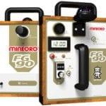 mineoro fg90 αποστατικός ανιχνευτής μετάλλων