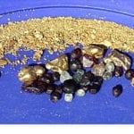 natutal gold