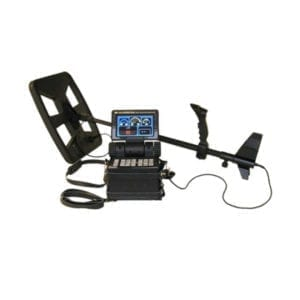 nokta golden king ngr metal detector