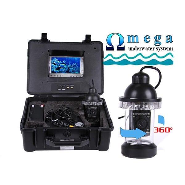 omega uc20 κάμερα βυθού