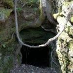 σημάδι σπηλιά