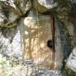 είσοδο σπηλιά στοάς