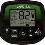 teknetics delta 4000 ανιχνευτής μετάλλων