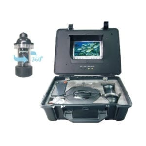 underwater camera 360 50m dvr