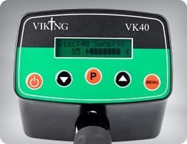 viking vk40 ανιχνευτής μετάλλων