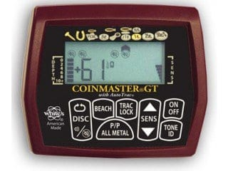 whites coinmaster gt ανιχνευτής μετάλλων