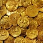 χρυσά νομίσματα