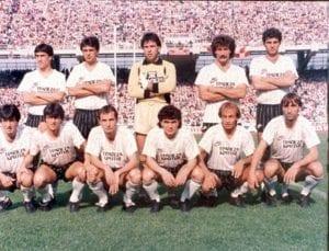 1986 η ομάδα της Κρήτης ΟΦΗ
