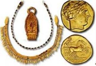 αρχαίος χρυσός