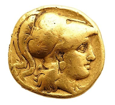 ελληνικός χρυσός αλέξανδρος