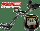 fisher f75 ανιχνευτής μετάλλων