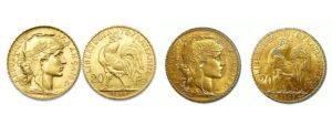 γαλλική χρυσή λίρα