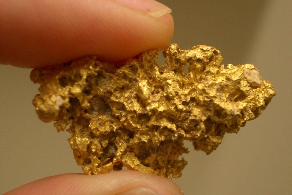 φυσικός χρυσός