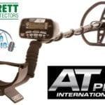 garrett at pro international ανιχνευτής μετάλλων