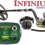 garrett infinium ανιχνευτής μετάλλων