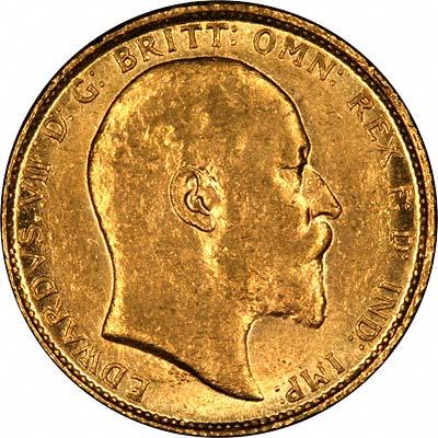 κάλπικη χρυσή λίρα αγγλίας 1902