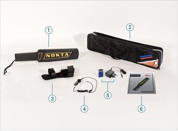 nokta ultra scanner pro security detector